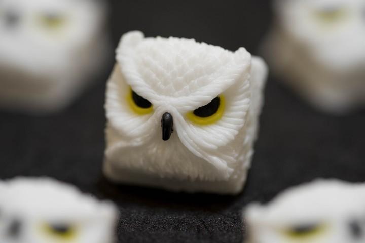 Alpha Keycaps - Hedwig Keypora