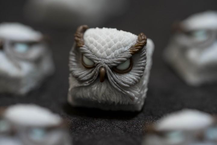 Alpha Keycaps - Vulture Keypora