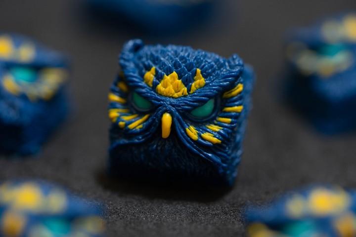 Alpha Keycaps - Poseidon Keypora