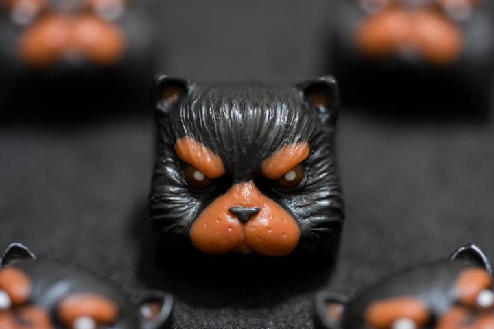 Alpha Keycaps - Rottweiler salvador