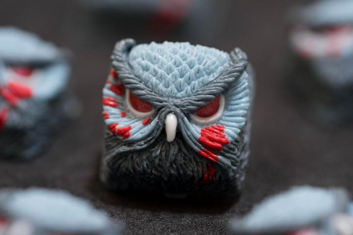 Alpha Keycaps - Enforcer keypora