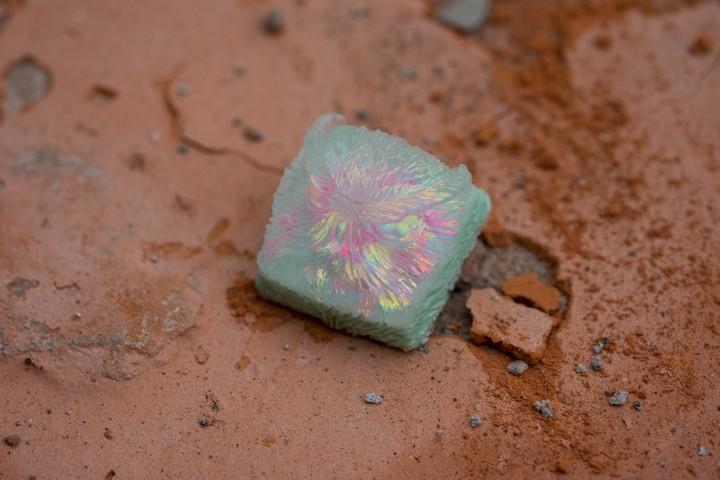 Alpha Keycaps - Opal Gleam Keypora