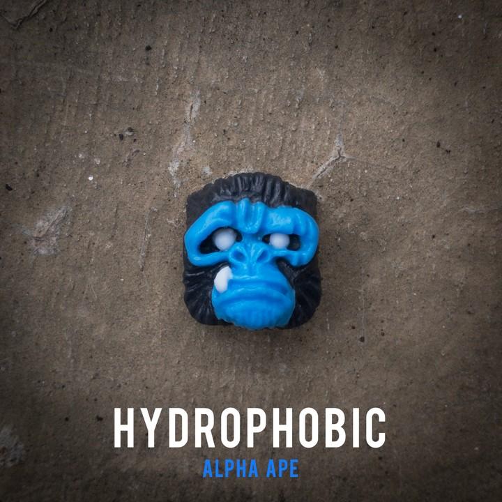 Alpha Keycaps - Hydrophobic Alpha Ape