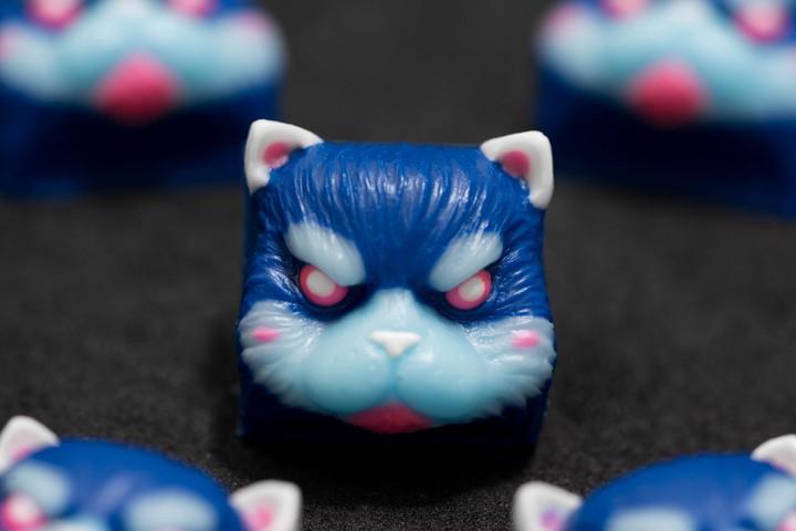 Alpha Keycaps - Blue Sakura salvador