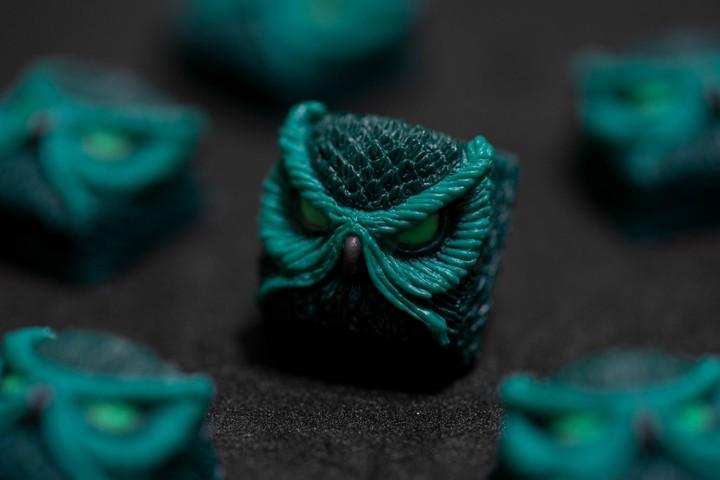Alpha Keycaps - Neptune Keypora