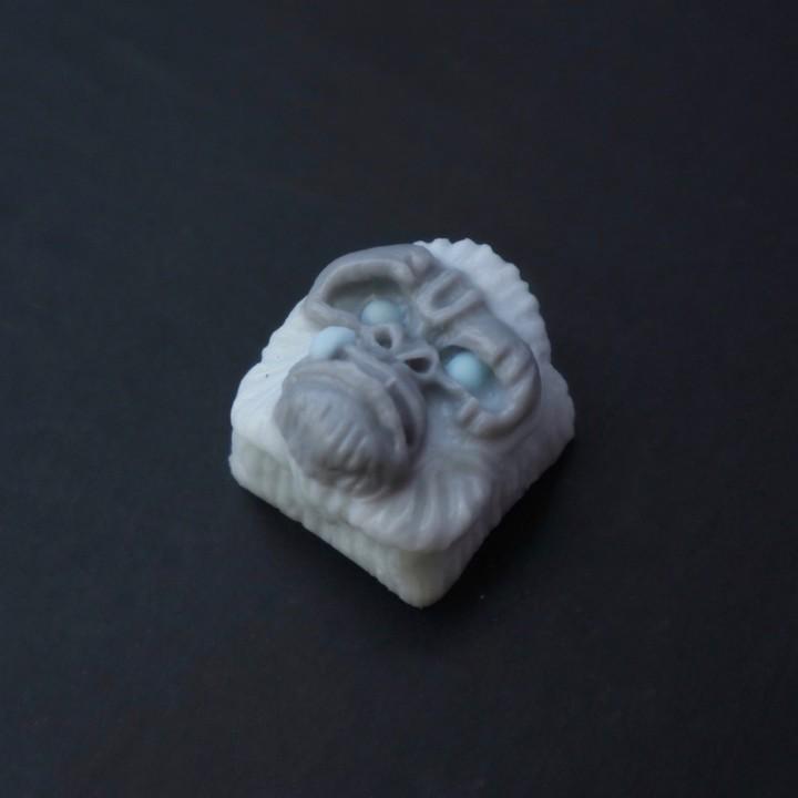 Alpha Keycaps - Doppelganger alpha ape