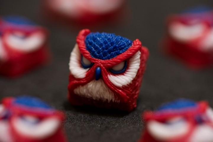 Alpha Keycaps - Uncle Sam keypora