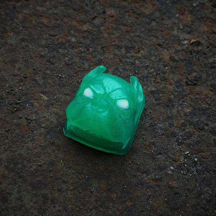 Alpha Keycaps - Jade Mr Worldwide