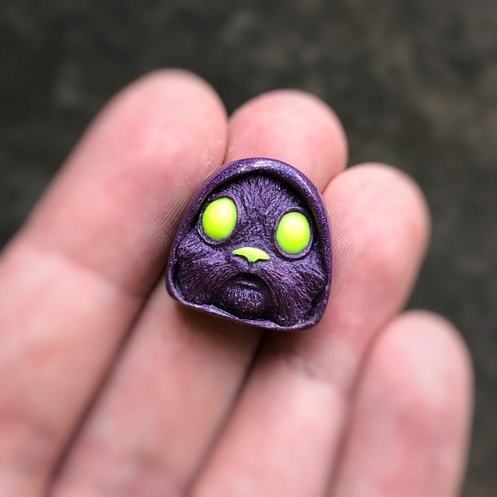 Alpha Keycaps - Space Cell Jedi Blinker