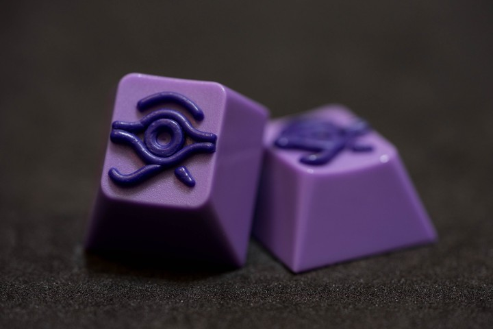 Alpha Keycaps - Dark Magician matapora