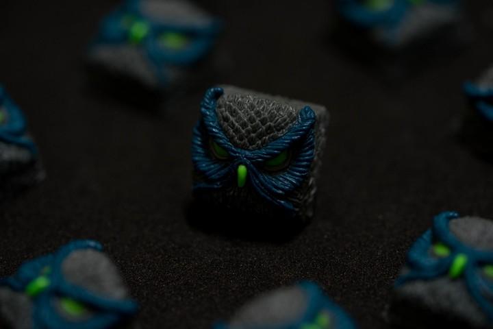 Alpha Keycaps - Wavelength keypora