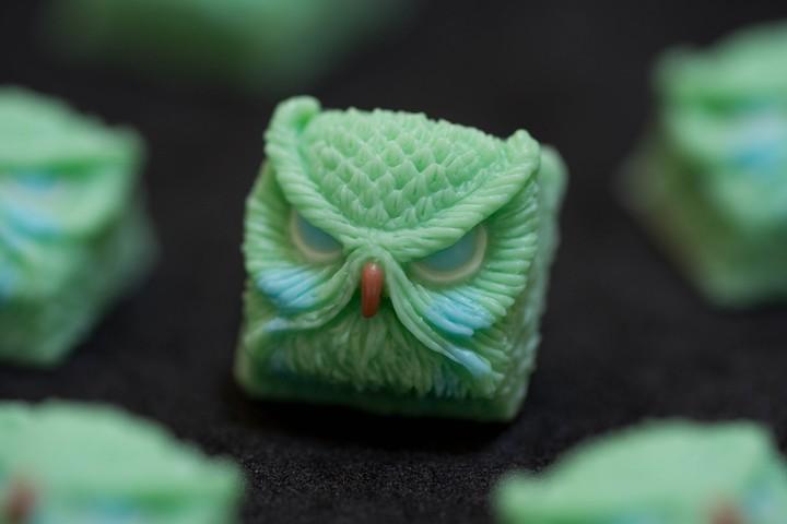 Alpha Keycaps - Promag Keypora