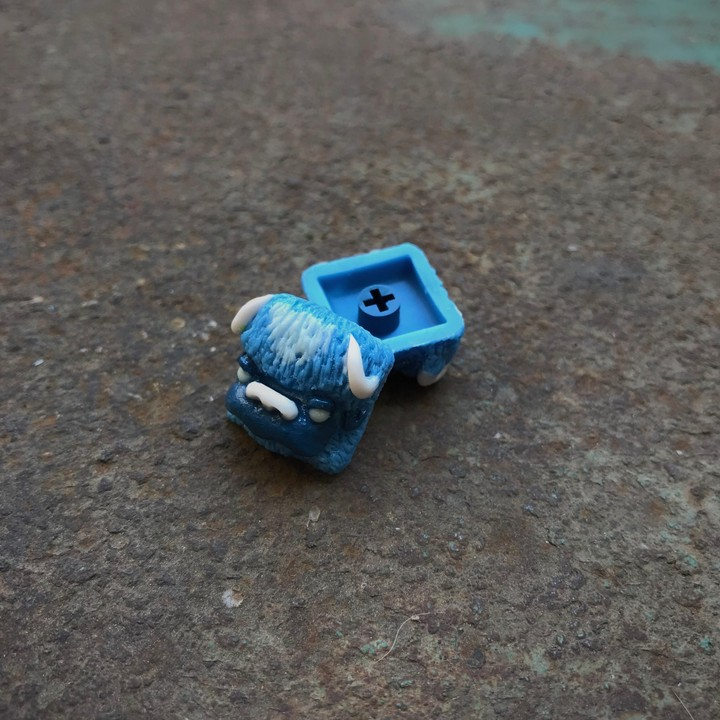 Alpha Keycaps - Water Tribe Albison