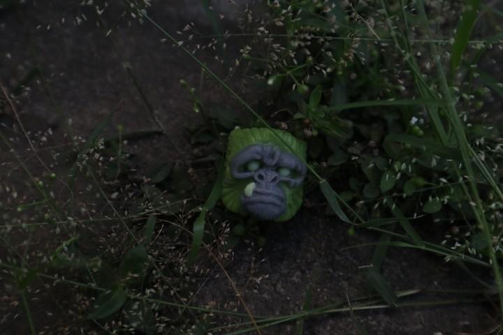 Alpha Keycaps - Moss alpha ape