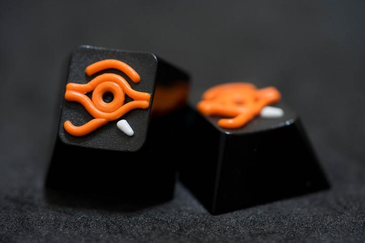 Alpha Keycaps - Daffyduck matapora