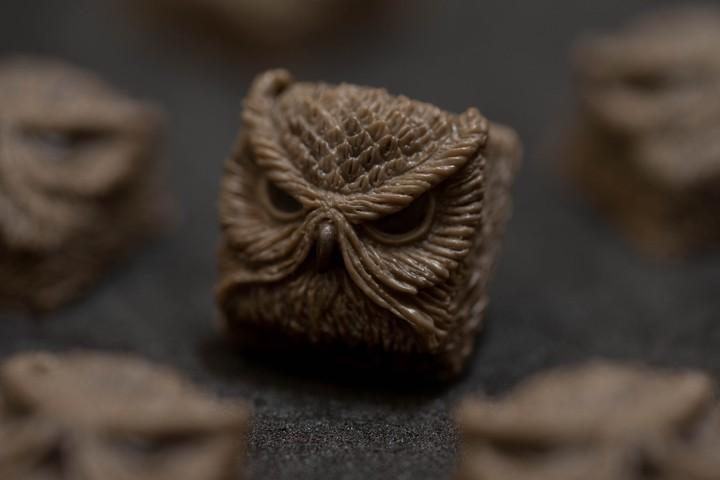 Alpha Keycaps - Turdpack keypora