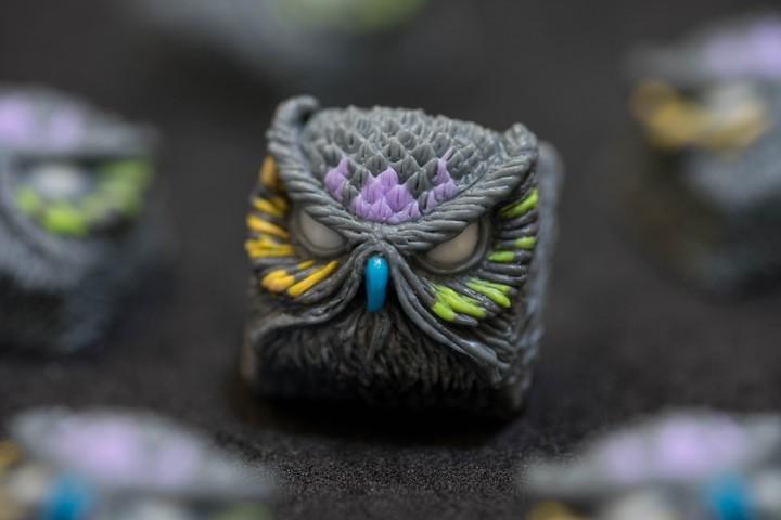 Alpha Keycaps - Obligator Keypora