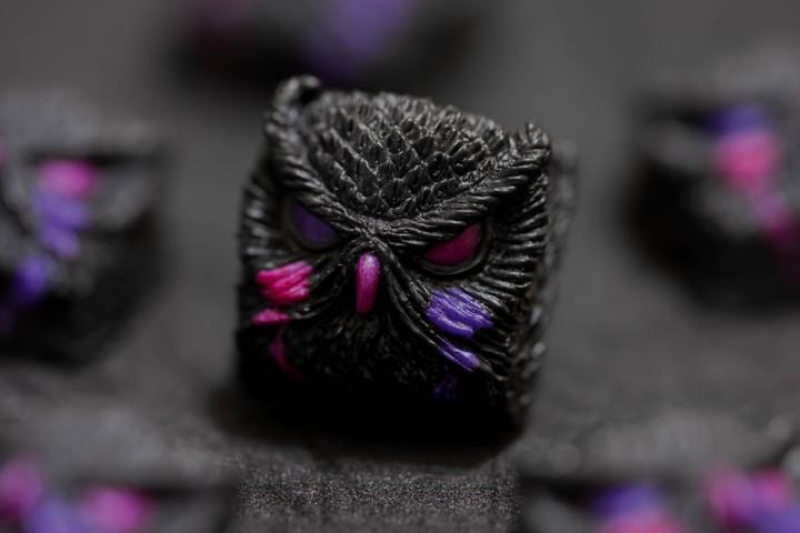 Alpha Keycaps - Nevermore Keypora
