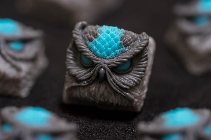 Alpha Keycaps - Avatar State Keypora