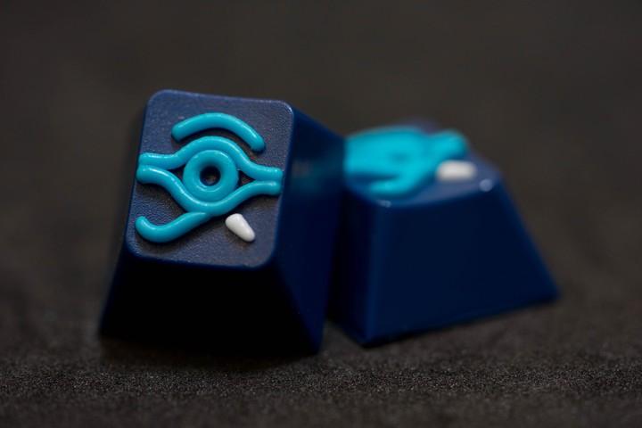 Alpha Keycaps - Montage matapora